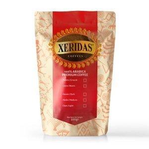 CAFE - Xeridas coffee