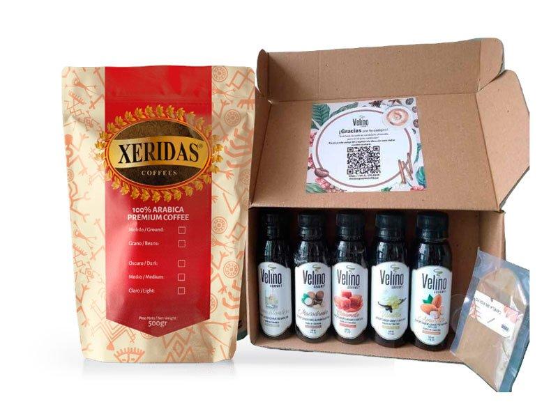 KIT-VELINO- Xeridas coffee